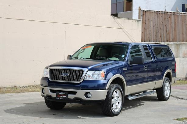 2007 Ford F-150 Lariat SuperCab 4x4 - ON SALE!