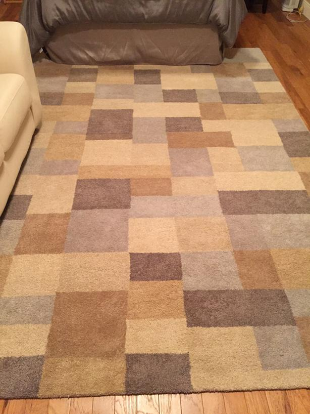 100% Wool Carpet 8'x10'