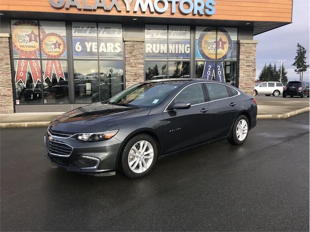 2017 Chevrolet Malibu LT - NO ACCIDENTS, BLUETOOTH, USB PORT