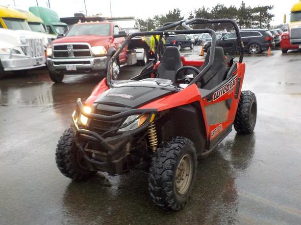 2014 Arctic Cat Wildcat Trail 4X4 Side By Side ATV
