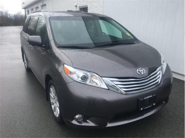 2012 Toyota Sienna XLE   - Limited
