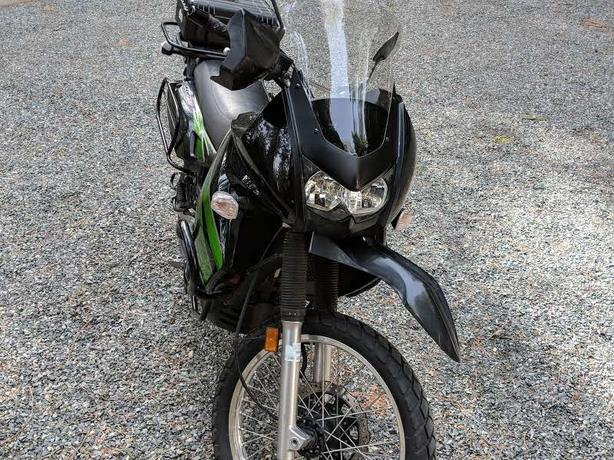 Kawasaki KLR 6502010 (priced for quick sale - must be sold by April 30) KLR650