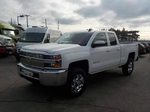 2015 Chevrolet Silverado 2500HD LT Double Cab Short Box 4WD
