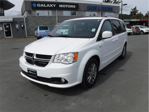 2014 Dodge Grand Caravan 30TH ANNIVERSARY - NAV, LEATHER, DVD!