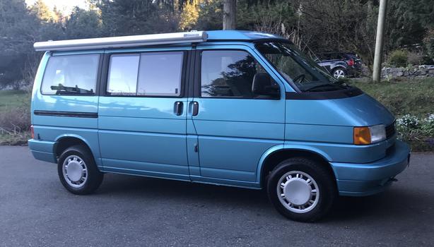  Log In needed $23,500 · 1992 VW Eurovan Westfalia Camper Van