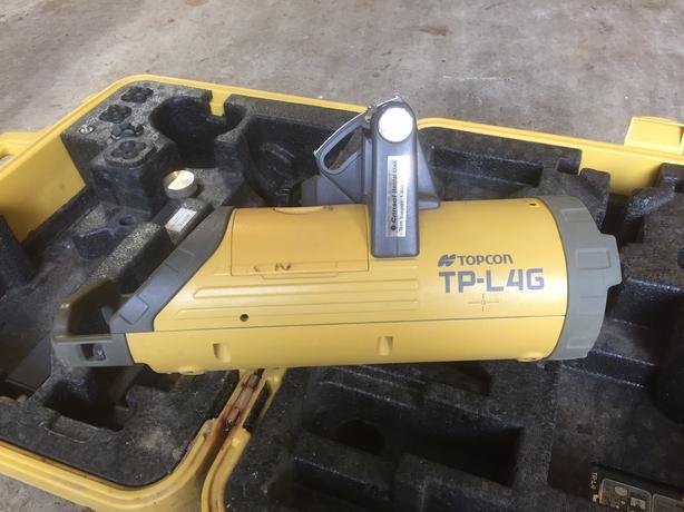 Topcon TP-L4G Pipe laser