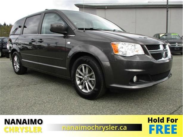 2014 Dodge Grand Caravan SE 30th Anniversary Low Kilometers
