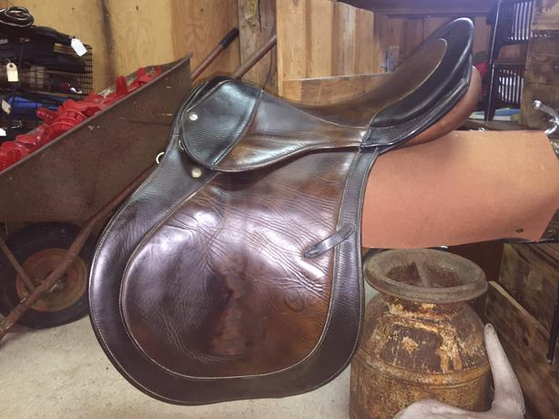Stubben Imperator All Purpose English Saddle