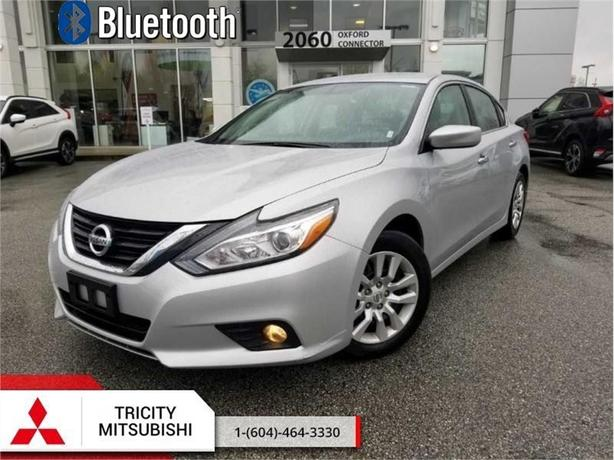 2017 Nissan Altima 2.5  - Push Button Start - Bluetooth