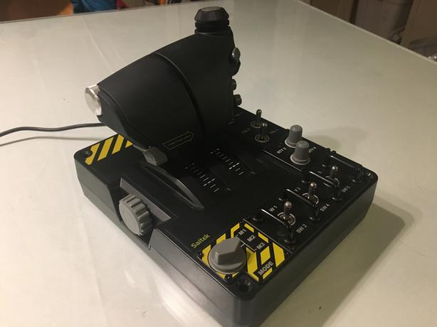  Log In needed $65 · Saitek X55 HOTAS - throttle unit for aircraft sims