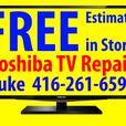 Toshiba 47ZV650U LCD HDTV Parts, Power, Main, inverter, T-Con