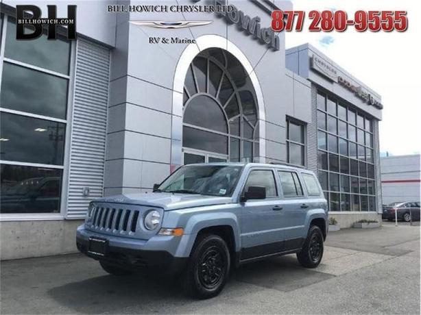 2013 Jeep Patriot Sport - $89.96 B/W