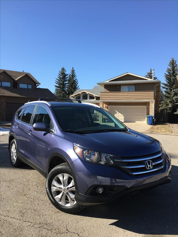 private sale Honda CRV