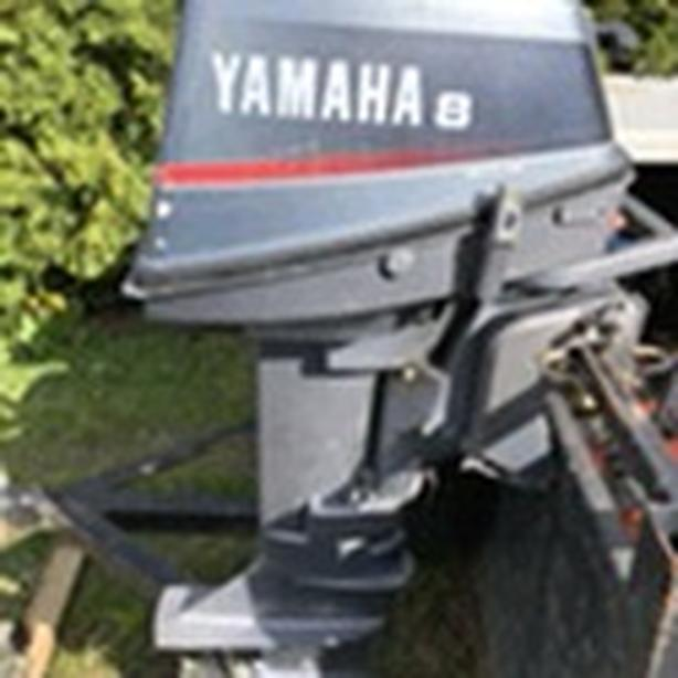  Log In needed $450 · 8HP Yamaha Outboard 2 stroke