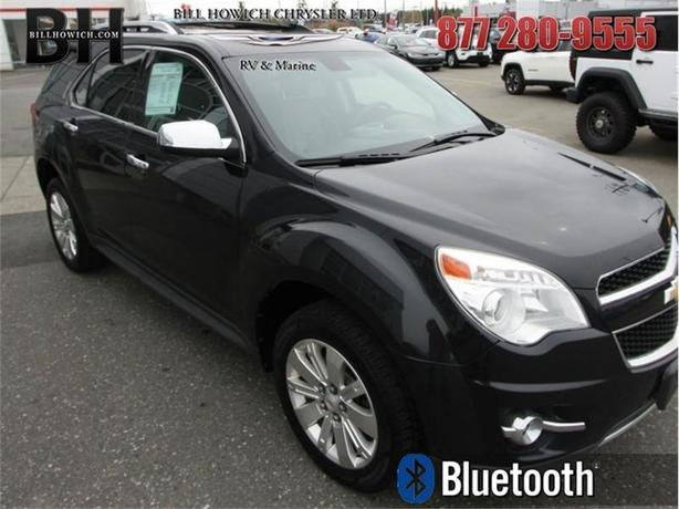 2011 Chevrolet Equinox LTZ - Air - Tilt - Cruise - $103.46 B/W