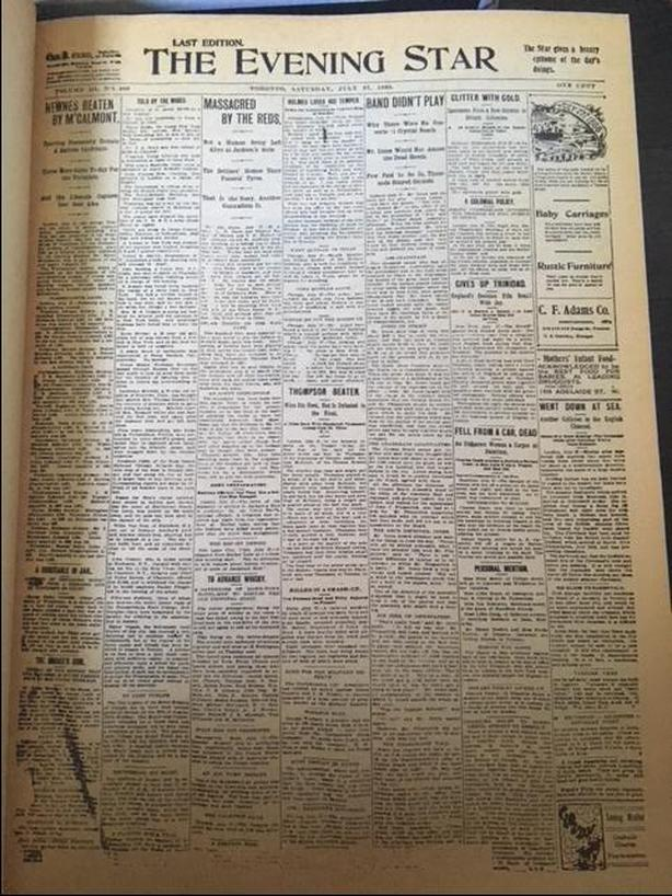 One Page - A News History of Canada from the pages of The Toronto Star