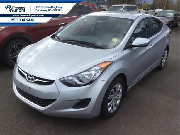 2012 Hyundai Elantra GL  Bluetooth, Air Conditioning