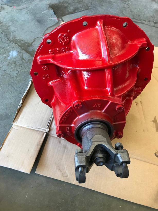 Ford 9 inch center section 3.70 gear ratio, mini spool ...