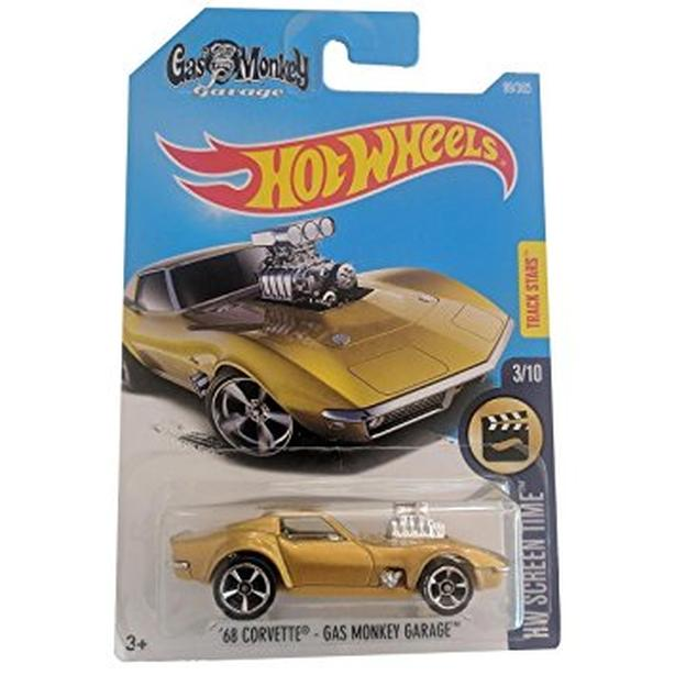 WANTED: Any Gas Monkey Hotwheels, and 67 Chevy truck.