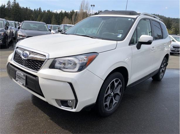 2015 Subaru Forester Turbo Limited