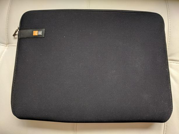 "Case Logic 13"" Ethylene Laptop Sleeve, Black"