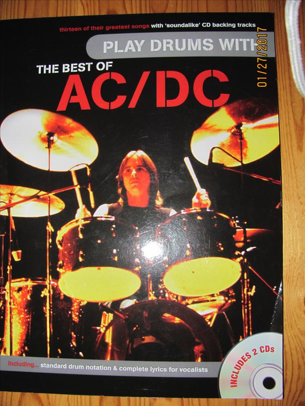 AC/DC for drummers.