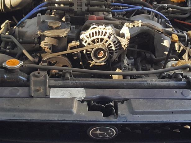 2000 Subaru Wrx parts for engine swap! Victoria City, Victoria