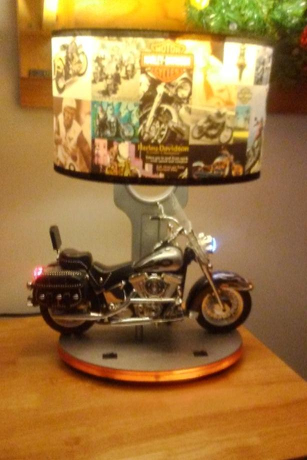  Log In needed $70 · harley davidson lamp