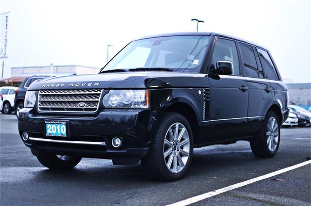 2010 Land Rover Range Rover 5.0 Supercharged 4x4 ! V8! and more !