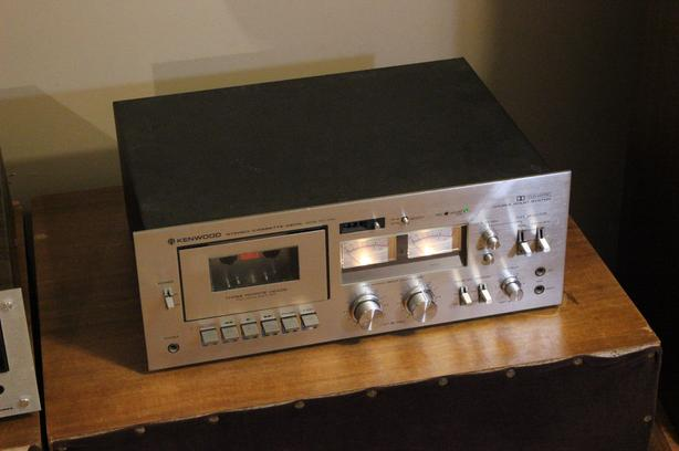 Kenwood KX-1030 3 Head Tape Deck