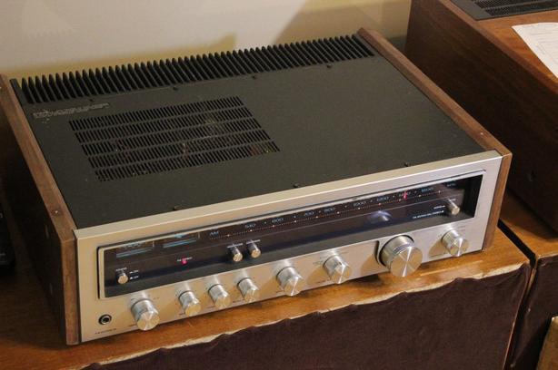 Kenwood KR-4600 Receiver 30WPC