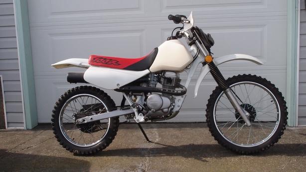 Honda XR100R