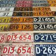 WANTED: Alberta and Military License Plates