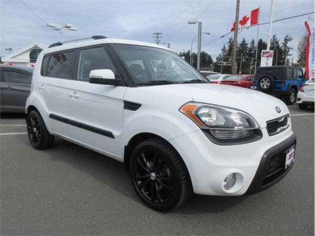2013 Kia Soul 2U  Low Kilometers Warranty