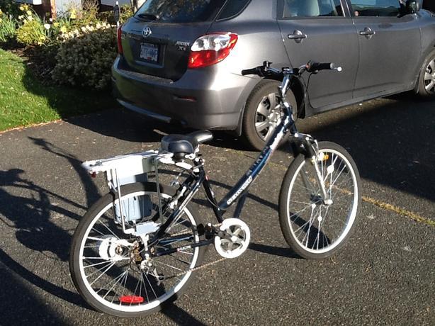 Log In needed $400 · Schwinn Invidia Electric Bicycle