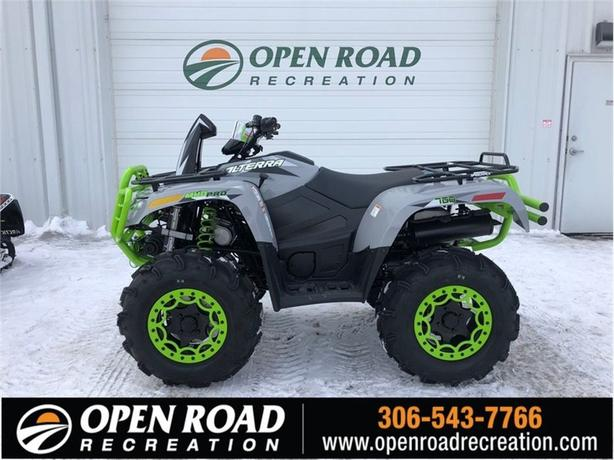 2018 Textron Off Road Alterra Mudpro 700 LTD