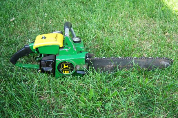 Chain saw, mower and hedge trimmer SHARPENING