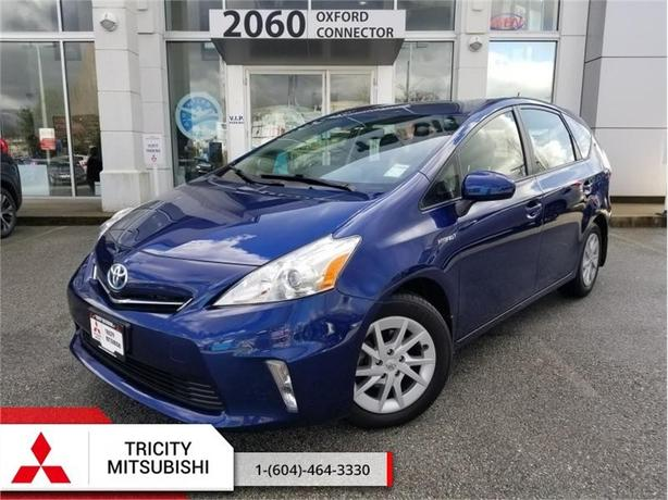 2014 Toyota Prius V Base  -  HYBRID ELECTRIC, BACK UP CAMERA, A/C, POWER GROUP