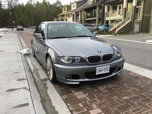 Reduced 2004 Bmw 330ci Zhp Coupe West Shore Langfordcolwood