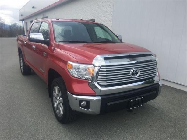 2015 Toyota Tundra Limited