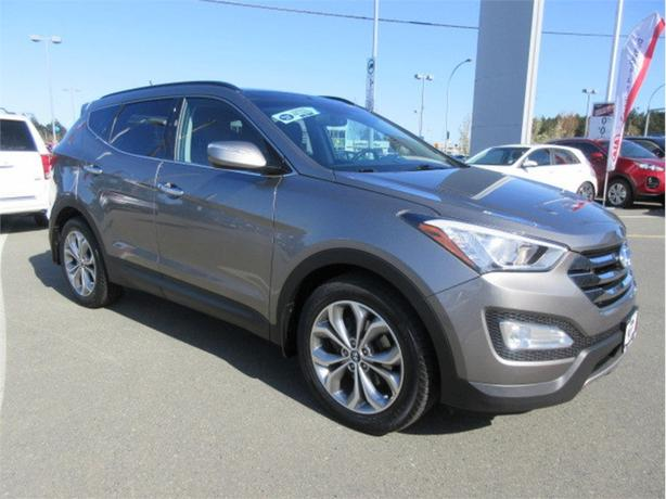 2014 Hyundai Santa Fe Sport Limited Turbo AWD  Loaded Options