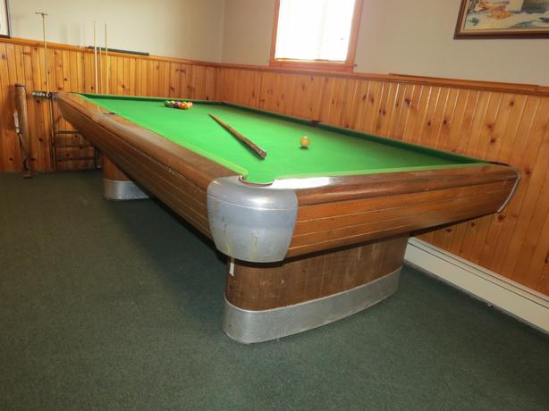Pool Table Other PEI Location PEI MOBILE - Mobile pool table