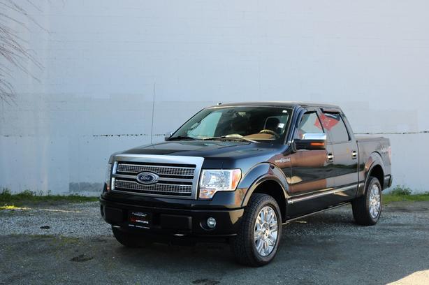 2010 ford f 150 platinum supercrew 4x4