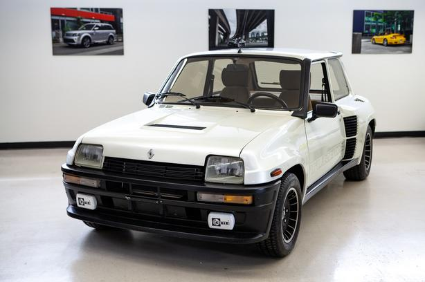 Log In Needed 116 800 1984 Renault R5 Turbo 2 Coupe