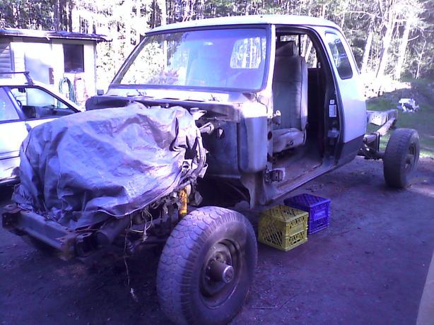 1992 dodge truck parts