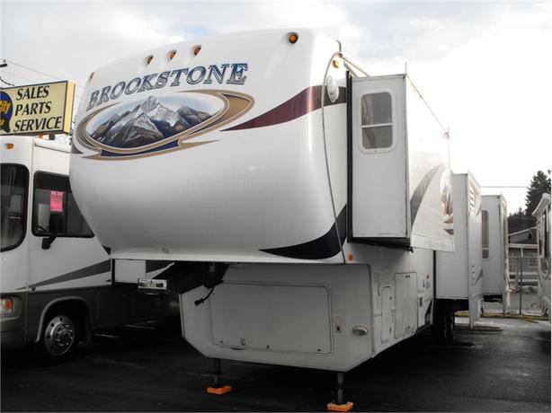 2010 Brookstone 366RE