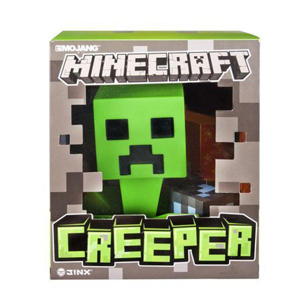 Many New Minecraft 6 Inch Vinyl Creeper - $15 each