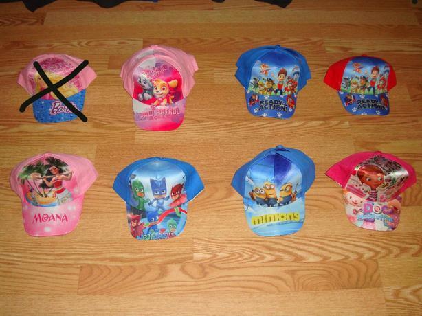 Many New Disney Pixar Themed Animated Hats - $12 each