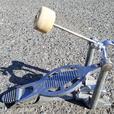 Vintage Ludwig WFL Speed King Kick Drum Pedal