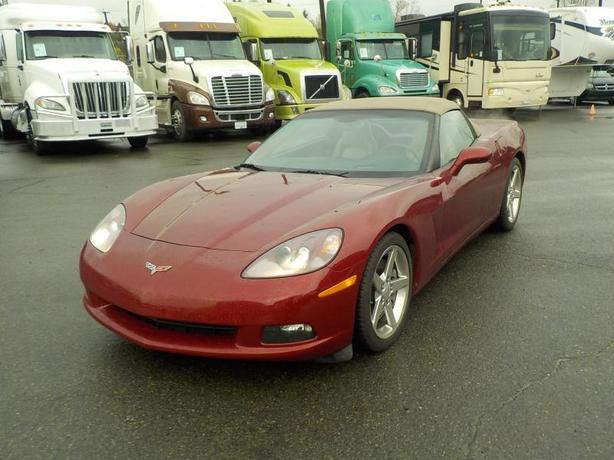2006 Chevrolet Corvette LS2 Convertible